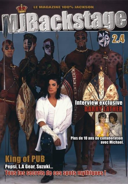 MJ Backstage 2.4