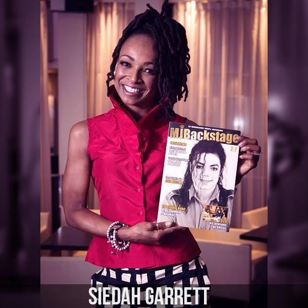 Siedah Garrett