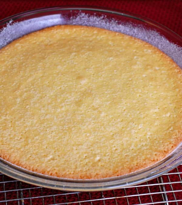 Almond tea cake is a buttery treat that is perfect for a special occasion brunch or any time of day, any day of the week. It takes less than hour to make from ingredients that you probably already have on hand, and clean-up is a snap. | mjbakesalot.com