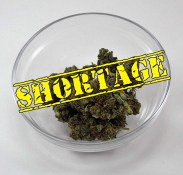 Weed shortage, Short on Cannabis, Marijuanna Shortage