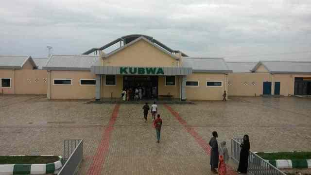 kubwa-train-station
