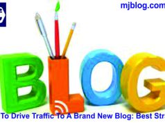 How to Drive Traffic to Your Brand New Blog: The Best Strategy for Getting Started