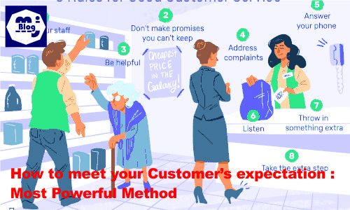 customers expectation