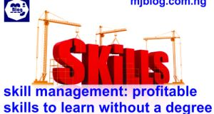 Skills to Learn Without a College Degree