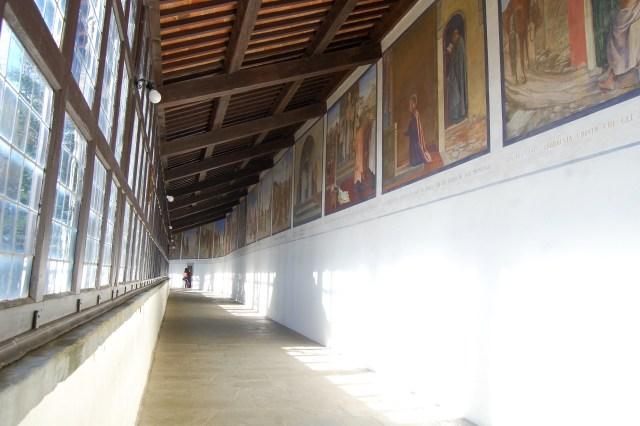 Stigmata Hallway