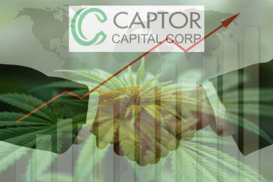 Captor Capital CEO takes Common Shares in lieu of Cash Salary and Bonuses