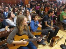Día Calasanz: celebración del final de la Semana Escolapia en la Comunidad Cristiana Escolapia de Pamplona-Iruña