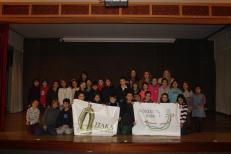 Foto de grupo de 4º de Primaria