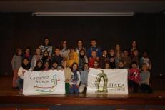 Foto de grupo de 3º de Primaria