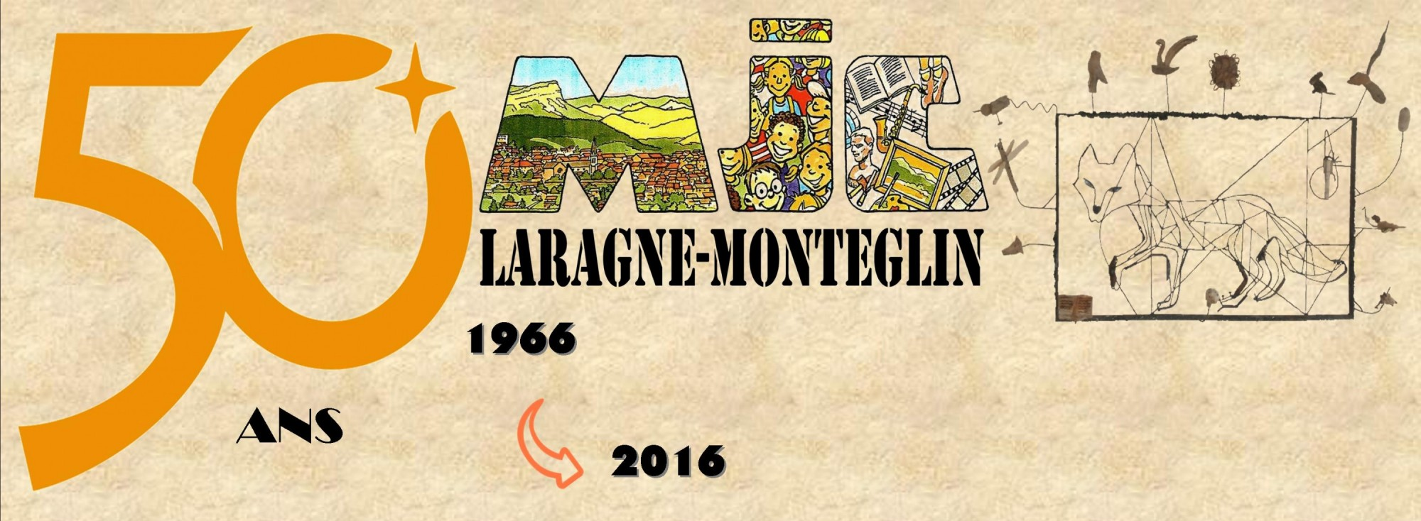 You are currently viewing 1966 – 2016 : la MJC fête ses 50 ans!