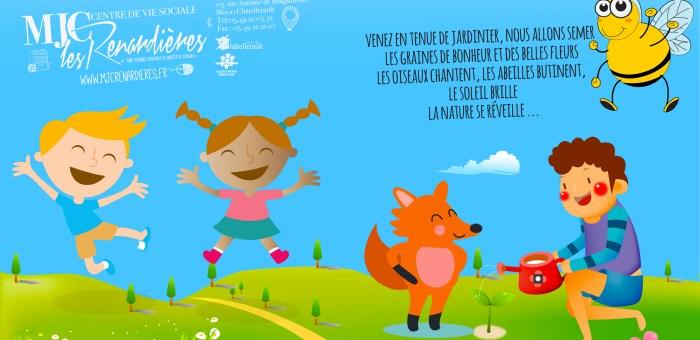 Découvrez le programme d'activités des vacances scolaires d'Avril des secteurs petite enfance / enfance et Jeunesse