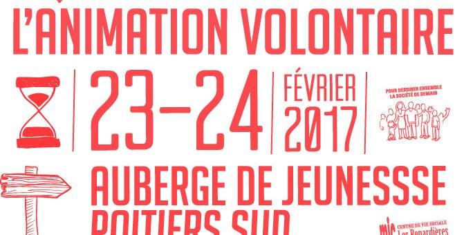Jeunesse : 23 et 24 février | Découverte de l'Animation Volontaire