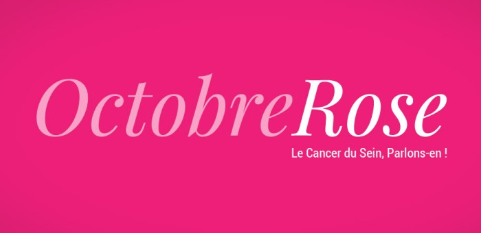 #Mobilisation Octobre Rose : Collecte de tissus Rose