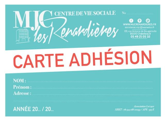 Inscription Mjc Les Renardieres