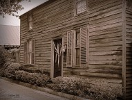Wood House ca 1800's