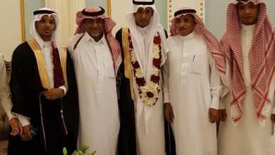 """Photo of """"بالصور"""" آل جباري تحتفل بزواج العريسين يوسف ووائل"""