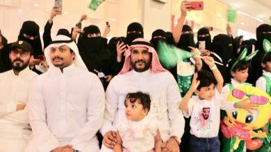 Photo of جمعية رواد تُشارك في حفل التنظيم لفعاليات اليوم الوطني ٨٩ بالراشد مول بجازان