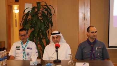 "Photo of الكشافة السعودية تبدأ مُشاركتها في برنامج جائزة "" رسل السلام "" بالكويت"