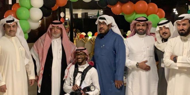 عسير تحتفل باليوم الوطني الكويتي