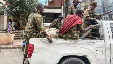 Photo of الحكومة الاثيوبية تسيطر على مطار تيغراي و نزوح المئات للسودان