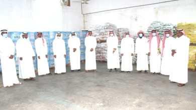 Photo of زيارة أوقاف الماجد و أوقاف الضحيان لجمعية بر المسارحة