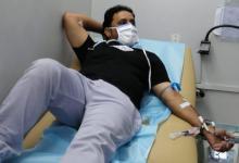 Photo of اجتماعي العز ينفذ حملة التبرع بالدم
