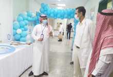 Photo of مستشفى بني مالك ينظم معرضاً توعوياً بمناسبة اليوم العالمي للسكري