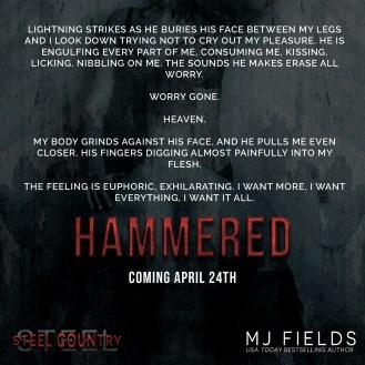 Hammered teaser 1