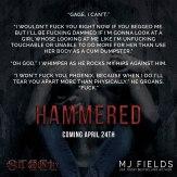 Hammered teaser 2
