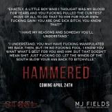 Hammered teaser 3