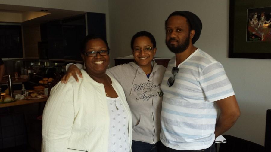 Karoll-Ann, MJ, and Tarahmes