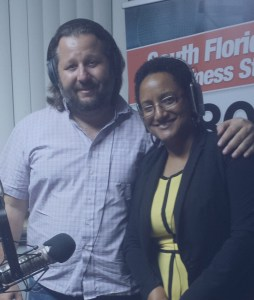 with Grant Stern, host of the Only in Miami Show.