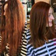 Brazilian blowout & keratin treatments. Salon MJ Hair Designs - Sherman Oaks Salon (818) 783-0084 Keratin Treatment, Brazilian Blowout