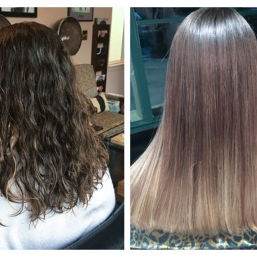 Nano Keratin Treatment, Brazilian Blowout, Uberliss, Keratin,