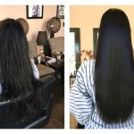 keratin treatment in west hollywood by mjhairdesigns