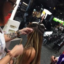 Hair Extensions with Cosmo Hair ISSE 2020