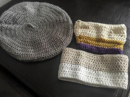 Crocheted Samples