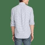 Long Sleeve Plaid Sport Shirt – Classic Fit