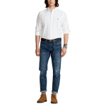 Long Sleeve Oxford Sport Shirt – Classic Fit