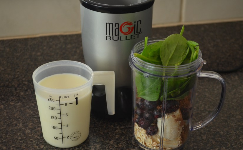 Perfect Breakfast Smoothie | Fitspirational Friday