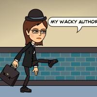 #MondayBlogs: (Totally Not Serious) Author Bio Generator