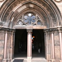 Thursday Doors and Emotography Showcase: Glasgow University