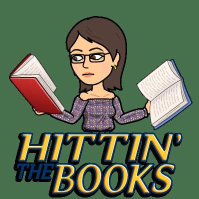 Bitmoji hittin the books