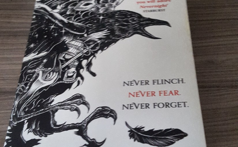 #Review of Nevernight by Jay Kristoff