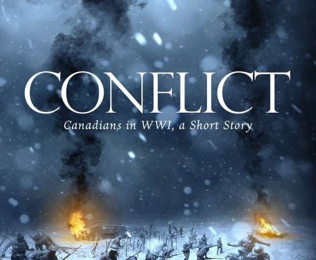 #RRBC #RWISA Review: Conflict by Eric Halpenny
