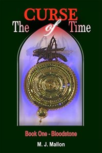 Book Review: The Curse Of Time (Bloodstone,#1) by M.J. Mallon —