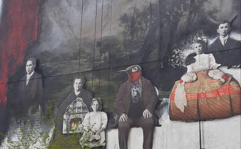 Grafitti Murals – Montreal Canada