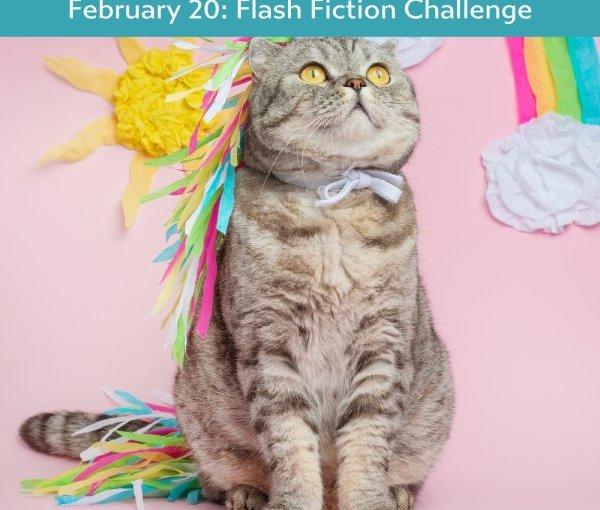 Charli Mills Flash Fiction Challenge