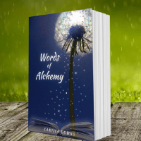 Book Review: Words of Alchemy by Camilla Downs #FreeVerse #Poetry #Nature #Family #Relationships #Love