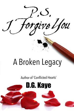 Book Review: P.S. I Forgive You: A Broken Legacy by D. G Kaye #Memoir #Family #Mother #Daughter